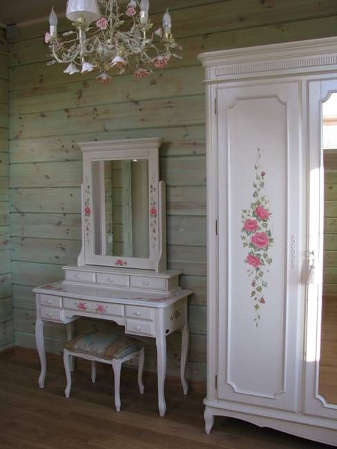 wood furniture painting ideas