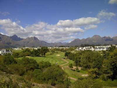 Tee off in paradise - Kleine Zalze and De Zalze Golf Club
