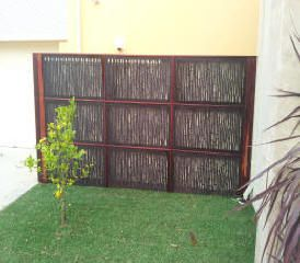 Modular Screen panels to Cover Fencing   Perth Outdoor Installations.