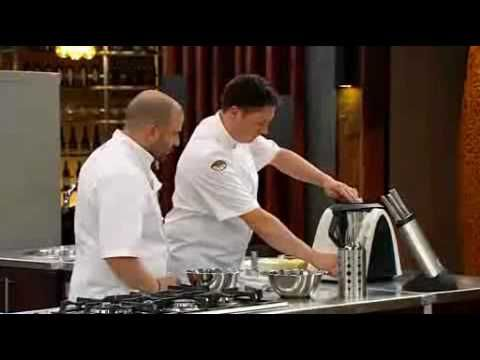 ▶ Darren Purchese uses Thermomix to make Carnival Dessert - YouTube