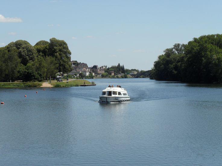 Plaisance à la confluence des canaux et rivières !