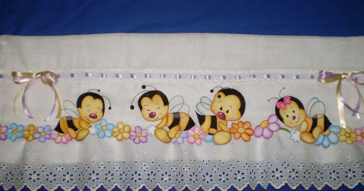 Zuuuuuuu...... abelhinhas e ursos adoram mel.