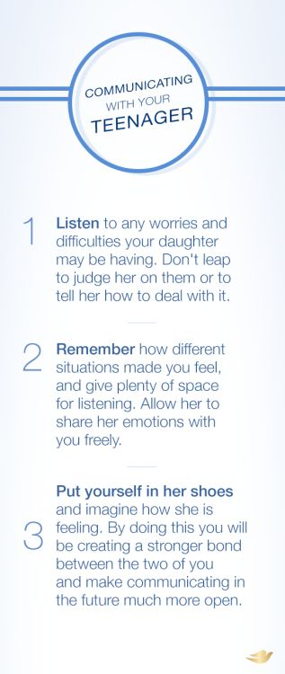 When your daughter is going through difficult life experiences, communication becomes extremely important. Here are some tips to use when speaking with your daughter about what she's going through so you can stay connected and supportive.