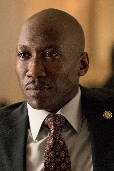 MAHERSHALA ALI - Remy Danton dans la série House of Cards