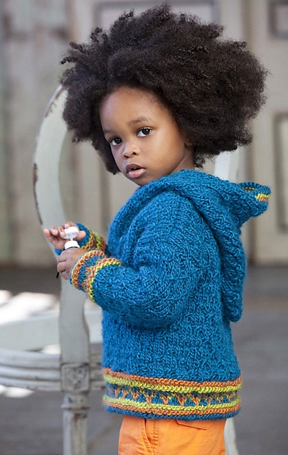 Free Pattern: Cool Cole Hoodie by Cari Clement