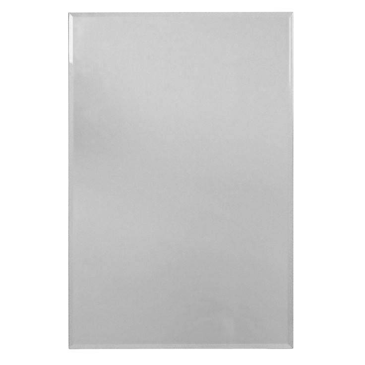 Everton 1200 x 900mm Polished Bevel Edge Mirror   Bunnings Warehouse