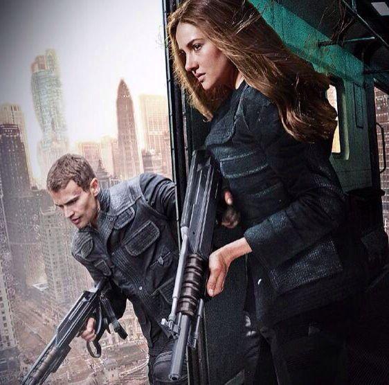 ~Divergent~ ~Insurgent~ ~Allegiant~ | Divergent