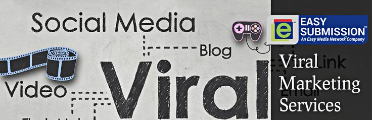 Easy Submission offers tried and trusted #Viral #Marketing #Services. We aid you to mount your business with our hard-hitting viral marketing and video marketing campaign - https://goo.gl/NwPdk2