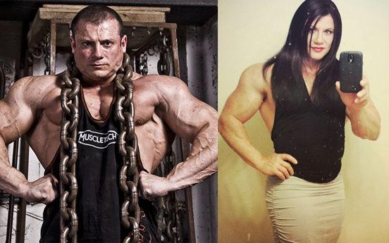 A World Recorder Bodybuilder Comes Out As Transgender - #news #fight #love #cause #gay #lgbt #out of the closet #coming out #sport #world #recorder #bodybuilder #transgender #alpha #male #community #janae #marie #kroc #lesbian #genderfluid #hormones
