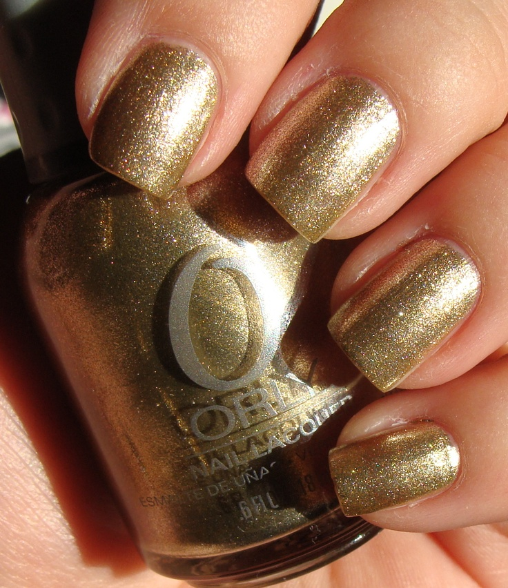 Orly ~ Luxe Repinned by #Rx4Nails.com