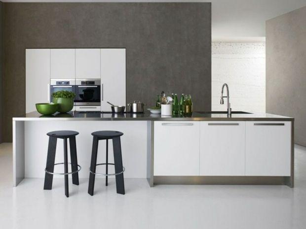 Scegliere la cucina di design moderno perfetta – 20 idee   cucine ...