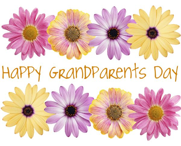 Free National Grandparents Day (1st Sunday After Labor Day) Cards and Wrapping Paper
