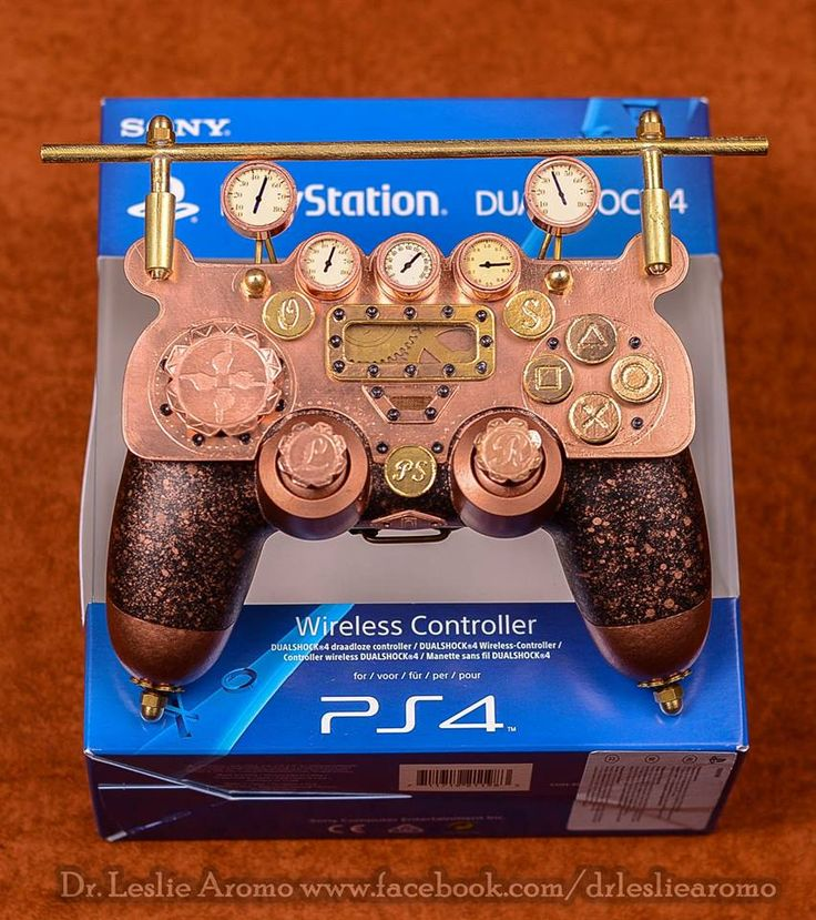 """The Order 1886 PS 4 Controller"" - Dr. Leslie Aromo"