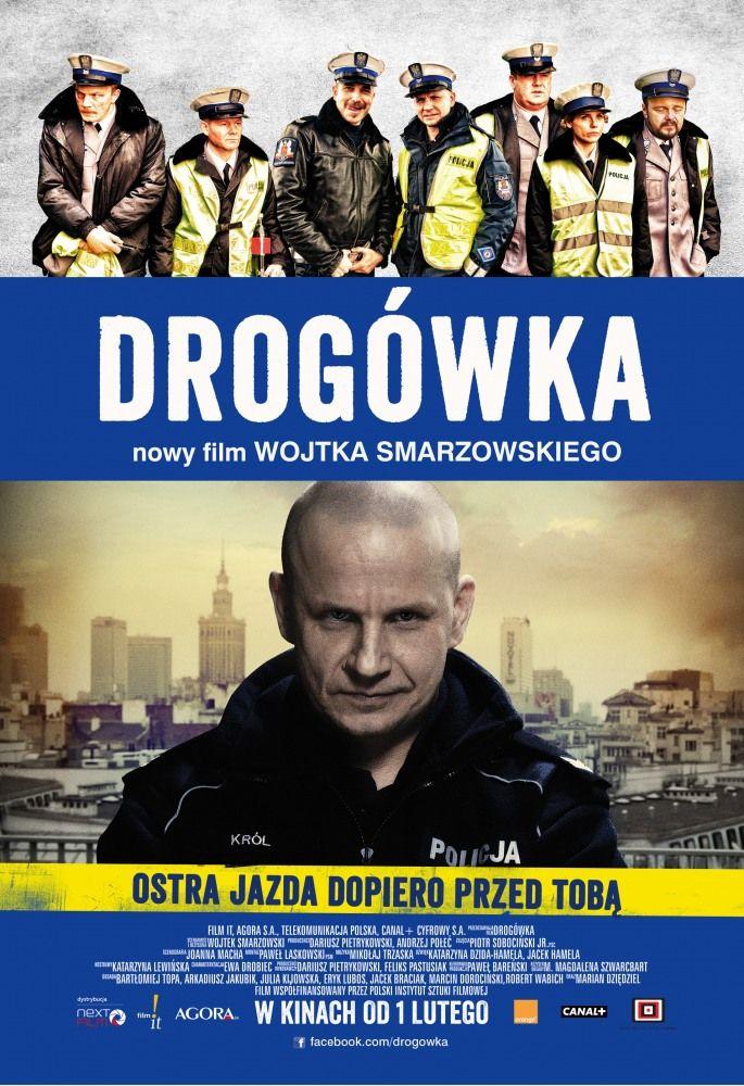 Дорожный патруль / Drogówka 2013