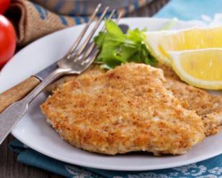 Escalope de dinde panée minceur : http://www.fourchette-et-bikini.fr/recettes/recettes-minceur/escalope-de-dinde-panee-minceur.html