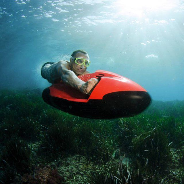 (126) Fancy - Seabob F5 S Underwater Jetski | www.mm-powersports.com added this pin to our collection
