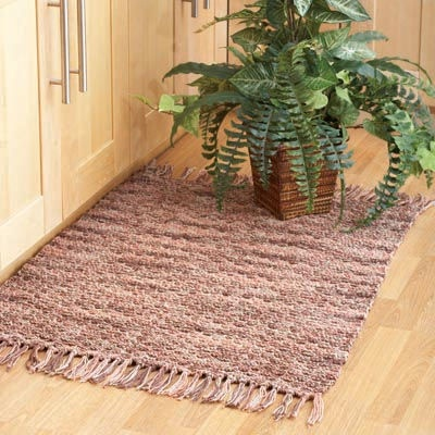 Throw Rug Knitting Patterns : Pin by Marsha (Cook) Dolan on Knit Pinterest Knitting, Fringes and Throw ...