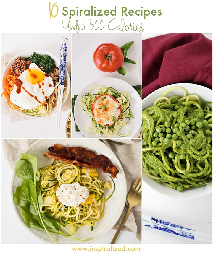 17 Best Images About Regrow Veggies On Pinterest: 17 Best Images About Healthy SPIRALIZED Recipes On