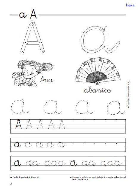 Fichas vocales y consonantes