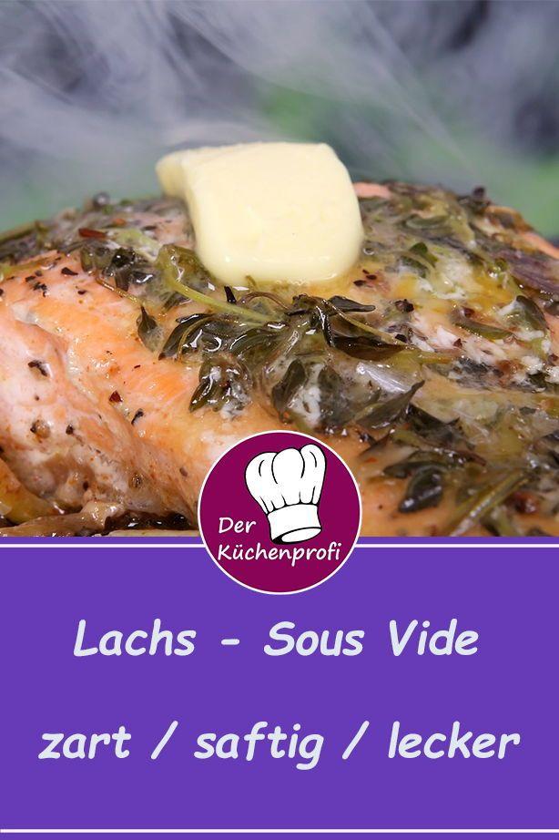 Lachs Sous Vide Rezept In 2020 Essen Essen Kochen Lebensmittel Essen