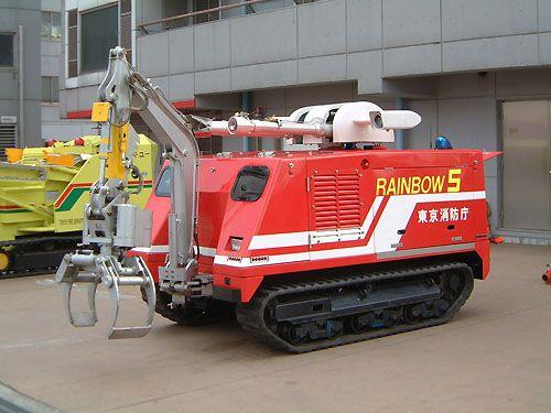 Rocketumblr   消防車