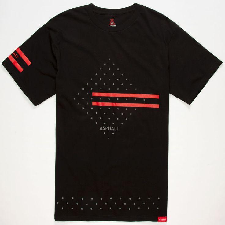 ASPHALT YACHT CLUB Nyjah Huston Diamond State Mens T-Shirt 253179100 | Reflective Gear