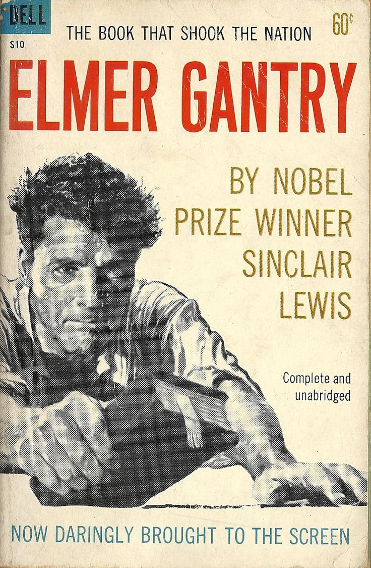 Author: Sinclair Lewis Publisher: Dell S10 Year: 1960 Print: 1 Cover Price: $0.60 Condition: Very Good Genre: Fiction