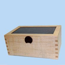 Silky Oak Jewellery Box. Australian Craftmanship.