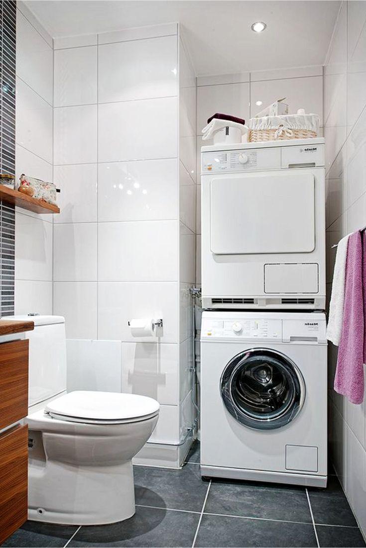 20++ Laundry in bathroom ideas   LivingRoomReference
