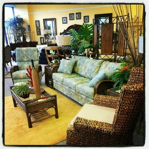 17 best images about tropical living room on pinterest for Tropical living room furniture