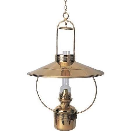 Taklampe ''Cabin'' Parafinlampe fra Marineshop.no Lampe med reflektor for parafin.Totalhøyde: 550 mm Ø 350mm  Få mer informasjon hos Marineshop.no » kr 1 198,00