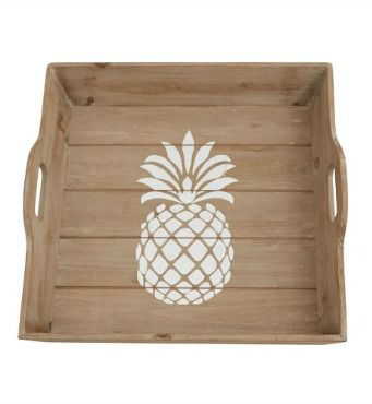 Love this Pineapple tray would be perfect for someone who lives in Charleston, SC!!!!