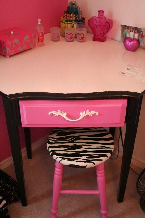 bedroom corner desk home decor pinterest