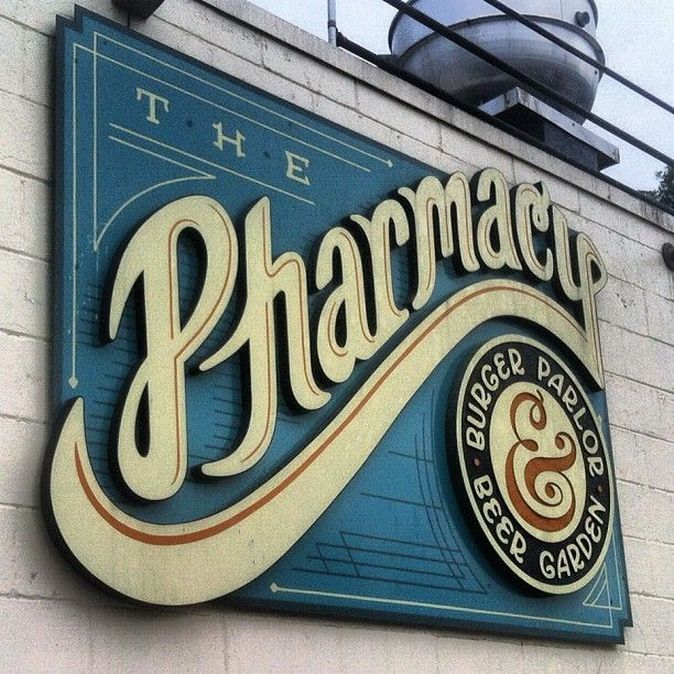Another one of Greg and Erica's favorite spots to eat! Venture off to East Nashville and check out what they have to offer and spend some time at the Pharmacy Burger Parlor and Beer Garden.