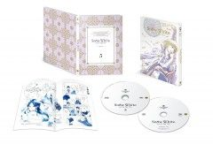 Upcoming Japanese Complete 'Snow White with the Red Hair' Blu-ray Anime Box Set Packaging Revealed