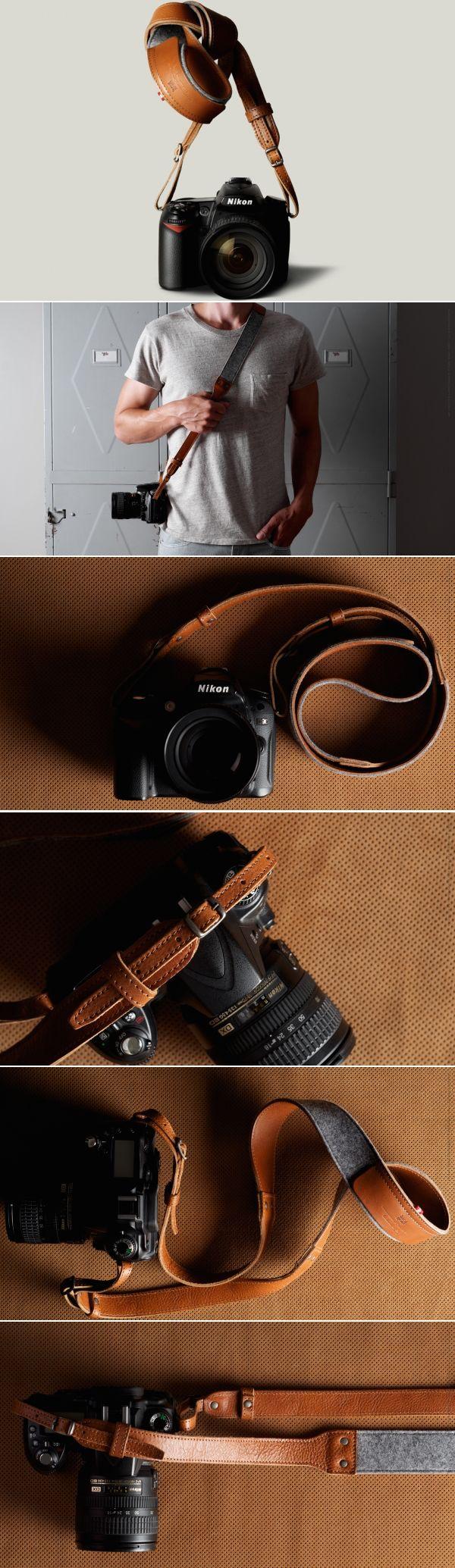 #hardgraft Hang Camera Strap