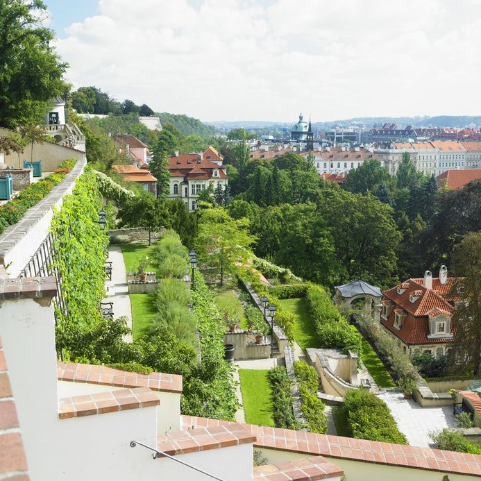 Palácové zahrady  #praga #praha #prag #prague #mypragueapp #myprague #travel