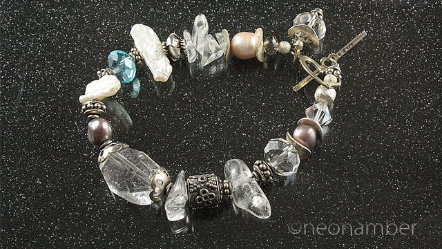 Bridal Collection... lovely bracelet for the bride or her bridesmaids! $90