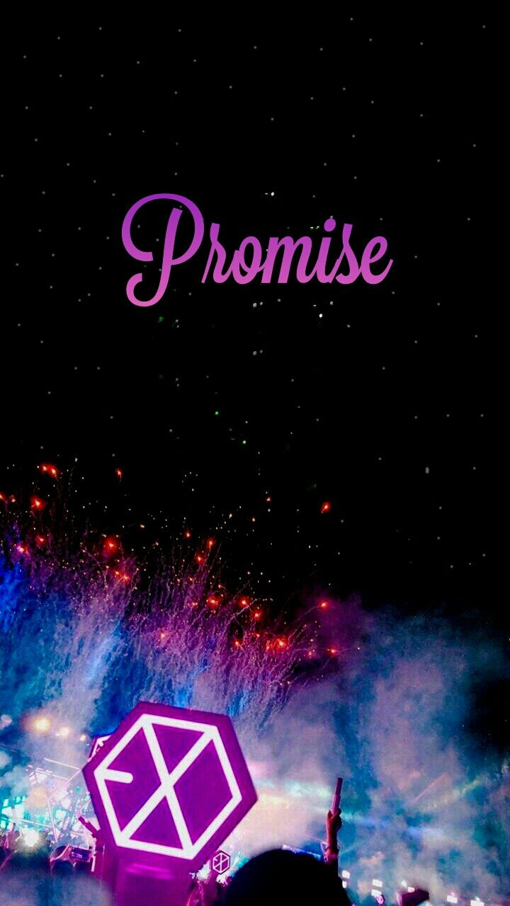 Exo wallpaper #exo #promise