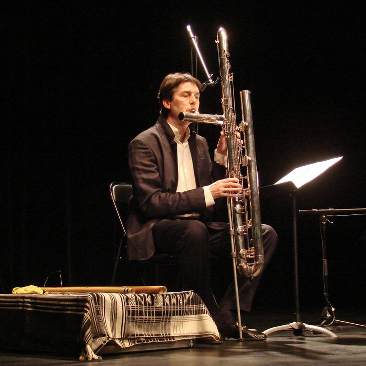 double contra-bass flute...and you thought flutes were small instruments...