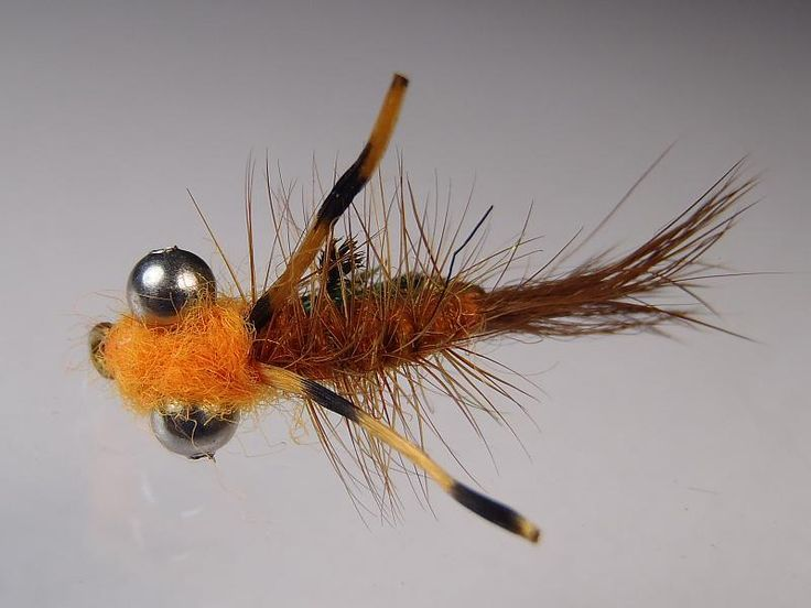 The following is a selection of my favorite carp flies.  To get more information click on the title to go to a blog post where applicable o...
