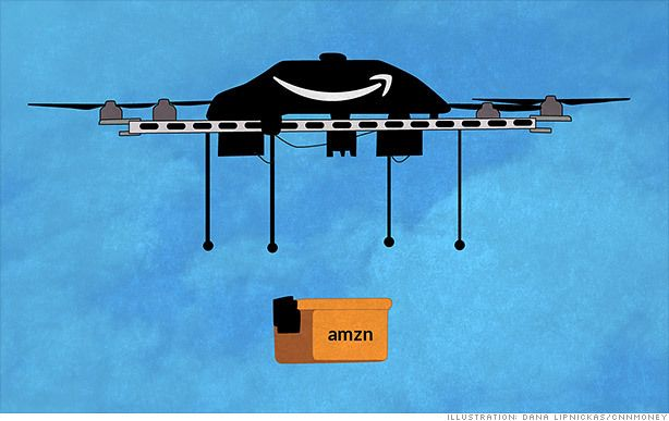 Amazon's stock has fallen faster than a package from a drone this year. Will the new Fire Phone change that?