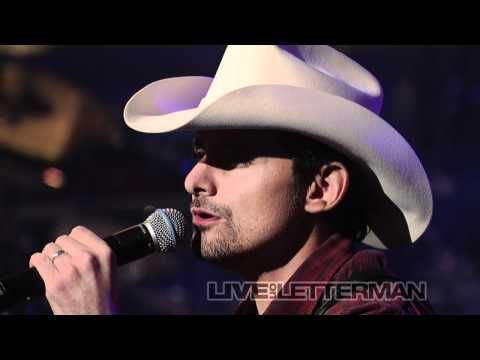 If Eric can ever get over his hatred of country music, then this might be our wedding song. Brad Paisley - Then