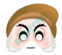 Grumpy (by BessiePooh @Etsy) #SnowWhiteAndTheSevenDwarfs