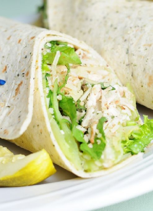 Low FODMAP & Gluten free Recipe - Chargrilled chicken Caesar wraps (update) http://www.ibssano.com/low_fodmap_recipe_chargrilled_chicken_caesar_wraps.html