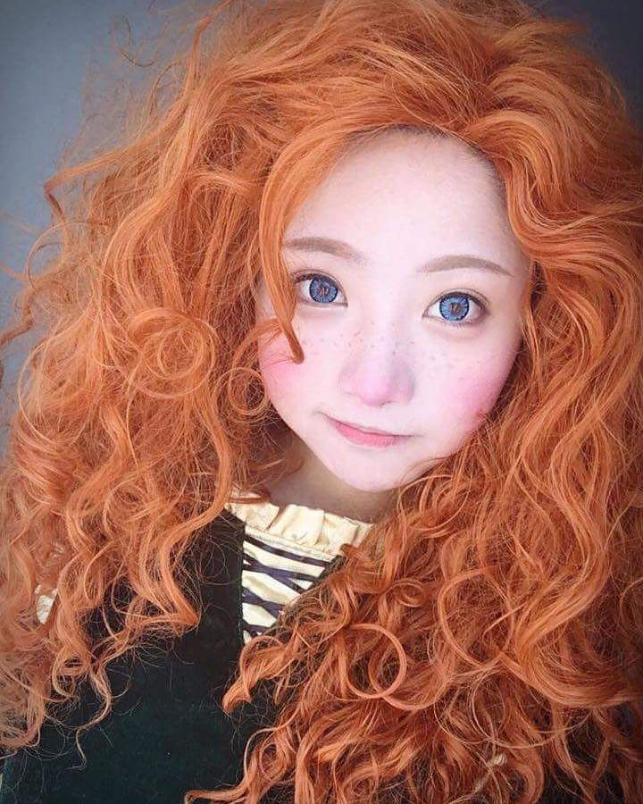 Brave  Character : Merida  Cosplayer : SeeU (China)  Please follow…