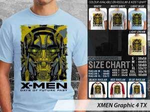 Kaos XMEN Couple Magneto, Kaos XMEN Couple Family Wolverine, Kaos XMEN Couple Wolverine Japan, Kaos XMEN Wolverine Japan