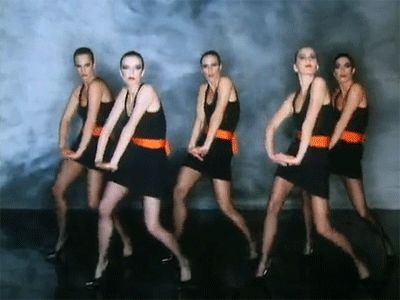 "Robert Palmer, ""Addicted to Love"" 