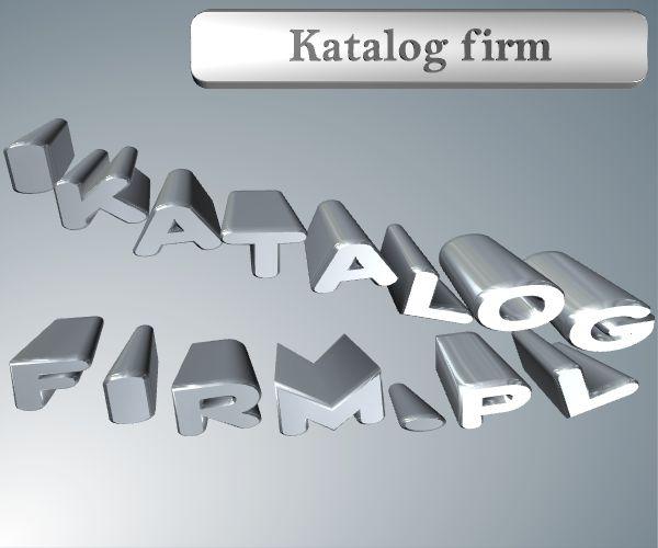 Darmowy katalog firm http://ikatalogfirm.pl