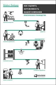Майкл Вейдер - Как оценить бережливость вашей компании. Практическое руководство